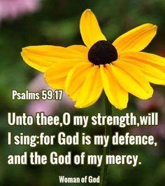 Psalm 59:17 KJV
