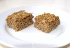 Zabpelyhes-almás süti Healthy Sweets, Healthy Recipes, Healthy Food, Healthy Meals, Top 15, Hungarian Recipes, Banana Bread, Healthy Lifestyle, Oatmeal