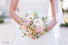Pastelltöne wie rosa, creme, lachs wie wir diese wundervollen Farben lieben <3