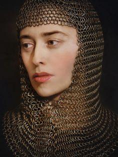 (lady knight) photo: Malgorzata Maj /Sarachmet