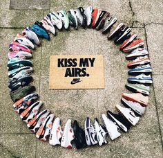 You have been #Air-ed Dani King, Air Max Day, Sports Brands, Sneakers Fashion, Nike Air Max, Happy, Instagram Posts, Canvas, Tela