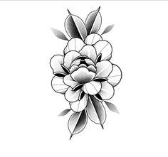 Dot Tattoos, Mini Tattoos, Small Tattoos, Sleeve Tattoos, Dibujos Tattoo, Desenho Tattoo, Floral Tattoo Design, Flower Tattoo Designs, Flower Tattoo Drawings