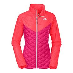 The North Face Womens Thermoball Remix Jacket Cerise PinkRambutan Pink Small C985Q3J ** Find out more about the great product at the image link.(This is an Amazon affiliate link and I receive a commission for the sales)