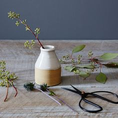 """Mini Bottle (3.5"""" x 2.5"""") Sourced from Farmhouse Pottery $38.00 on Provisions by Food52"""