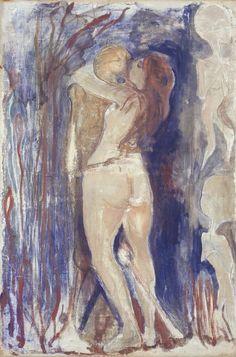 Edvard Munch - Death and Life