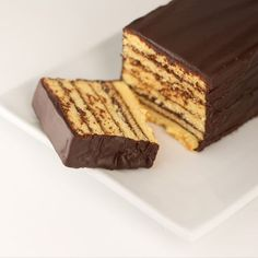 Miss Hulling's cakes have been a long tradition in St. Louis! Layer after layer of the delicious taste you remember... available in Lemon, Chocolate, Caramel, Strawberry & Coconut!