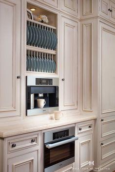 12 best built in coffee maker images kitchen storage kitchen rh pinterest com
