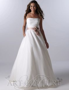 My wedding dress! by Art Couture -AC314