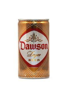 Dawson Lager Beer by Dawson Brewing Allentown (PA)