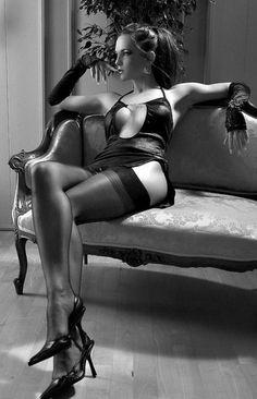 A goddess worth worshipping from feet upwards...