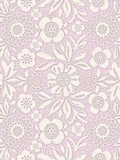 Flower Stencils | Skylar's Lace Floral Stencil | Royal Design Studio