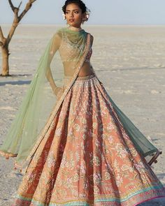 Anita Dongre just released her latest spring summer Bridal Lehenga Prices. If you're interested there are around TEN NEW LEHENGA Prices added on @frugal2fab Blog today. Check my Insta Stories for direct Link to the Blog Post. #lehenga #weddinglehenga #bridallehenga #lehengacholi #indianwedding #indianwear #anitadongre #anitadongrecouture #springsummer #ss19 #designerlehenga #gotapatti #jaipur #rajasthan #gotapattilehenga #lehengadesign #weddinginspo #weddingideas #bridalportrait…