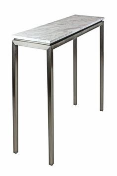 Marble Top Console Table - Lilia Console Table White Marble Console Tables Interiors Online Home Furnitures Solutions Outdoor Console Table, Marble Console Table, Console Tables, Tv Tables, Marble Tables, Hall Tables, Table Furniture, Home Furniture, Hudson Table
