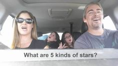 CC Week 7 Cycle 2 Science - What are 5 Kinds of Stars