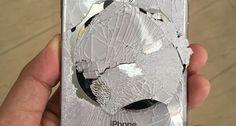 [Video] Tests de resistencia muestran la fragilidad del iPhone X