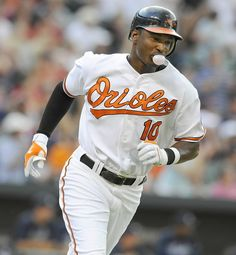 #Baltimore #Orioles Adam Jones