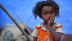 Little Girl #egypt #travel