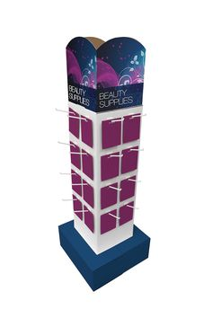 Need a corrugated display?  Save time and money using our Pre-Designed Displays(R) tooling.  Hundreds of styles to choose from!  Visit our website!  All displays include measurements.