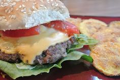 Combining the best of traditional recipes and the integration of new techniques and flavors is the basis for the modern southern cook. Jalapeno Cheese, Burgers, Beef Recipes, Hamburger, Southern, Yummy Food, Cooking, Ethnic Recipes, Modern
