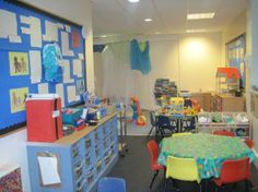 This is a day care nursery. This room is large and colourful. This  designs will be stimulate your child's development. (Sasikala Sivarupan)