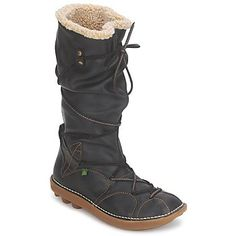 El Naturalista ORGANICO Black. Man these boots are awesome!