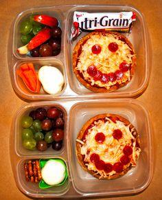 Fun bento ideas for school lunches!