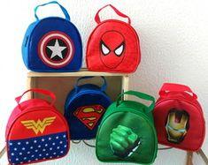 Frasqueiras super herois