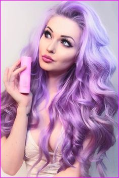 Purple hair color ideas are in right now, and what better shade of pastel than ultra flattering and feminine lavender hair? Today's article is all about how to choose the best shade of purple for your hair, how to take care of your purple hair, how to match your outfit and makeup to your purplehairstyles, …