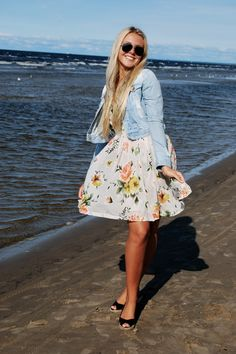 Go with Flowers! | Women's Look | ASOS Fashion Finder