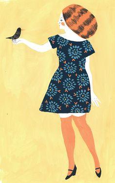 illustrated ladies: helena_perez_garcia