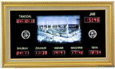 Tipe GOLD C (95 x 55 cm) Frame Fiber Lampu Background Berat Paket 18 Kg Rp.2.090.000,-  http://jamdigitalmasjid.id
