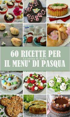Easter Bread Recipe, Italian Cooking, Antipasto, Gnocchi, Biscotti, Bread Recipes, Buffet, Sandwiches, Food And Drink