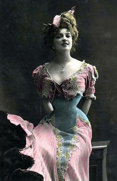French Actress, Arlette Dorgere: