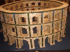 Play Tour Eiffel en Kapla Construction