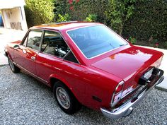 1973 Fiat 124 Coupe