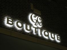 Custom Lighted retail store sign in Lombard IL by impactsigns.com, via Flickr