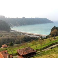 Playa de la Concha de Artedo #Cudillero #Asturias