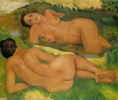 By Aristide Maillol, French painter, sculptor, illustrator Figure Painting, Painting & Drawing, Impressionism Art, Western Art, Erotic Art, Art History, Oil On Canvas, Poster Prints, Fine Art