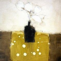 B-sides — Roger Lane(Australian) here and here Abstract Flowers, Abstract Art, Art Aquarelle, Australian Painters, Still Life Art, Arte Floral, Art For Art Sake, Botanical Art, Oeuvre D'art