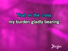 Karaoke How Great Thou Art - Carrie Underwood * - YouTube