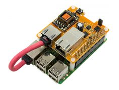 The Pi PoE Switch HAT is an add on board for the Raspberry Pi that brings the Pi…