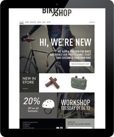 Clean, modern, edgy web design | Web Design | Pinterest | Graphics ...