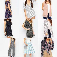 scarletslippers: ASOS Spring Fashion Wishlist