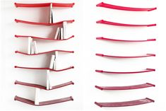 Floating Book Shelf