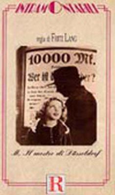 Anno: 1931 - Titolo: M, Il mostro di Dusseldorf - Regia: Fritz Lang - Canale: YouTube