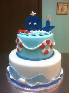 Attractive Nautical Cupcakes For Baby Shower   Google Search