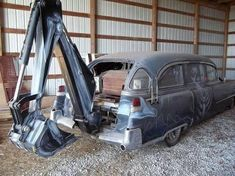 CONFESSIONS OF A FUNERAL DIRECTOR » 18 Unique Hearses