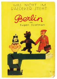 Jazz age sex tourism guide for Berlin