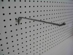 Mobiliario: peg boards