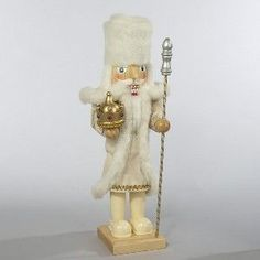 ROBE KING NUTCRACKER TABLEPIECE